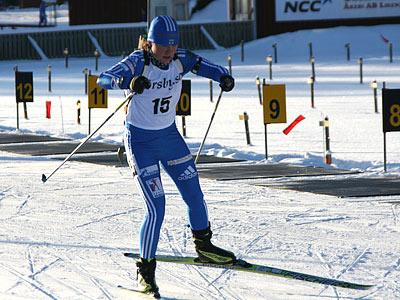 Елена Баданина – ни гонки без медали