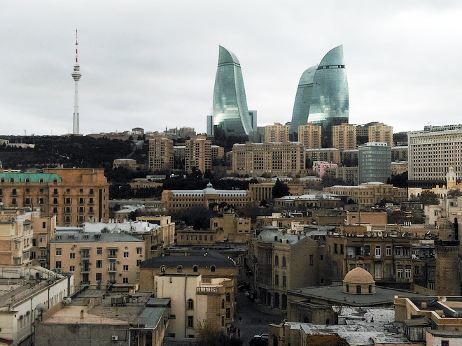 Что окружает матч «Габалы» и «Краснодара»: репортаж из Баку
