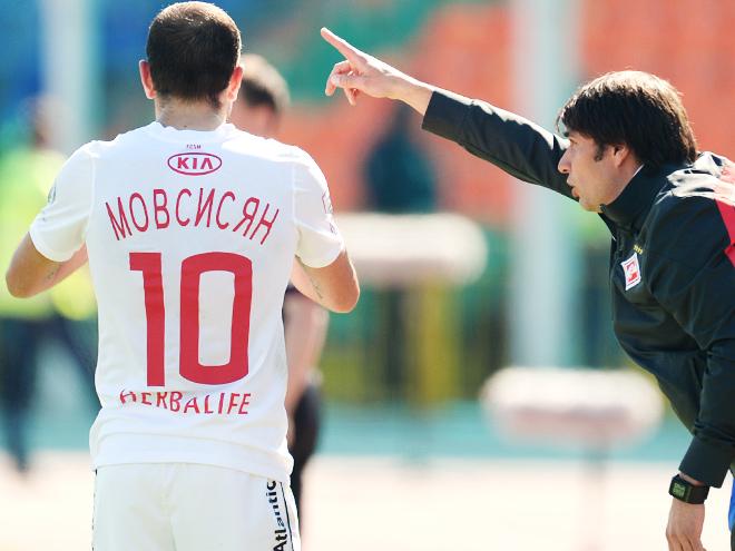 Юра Мовсисян и Дмитрий Гунько