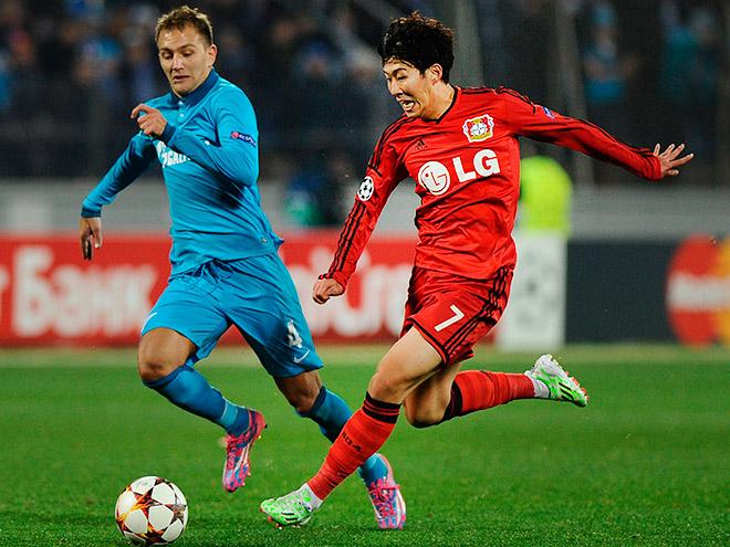 Сон Хюнь-Мин – главный герой матча против «Зенита»