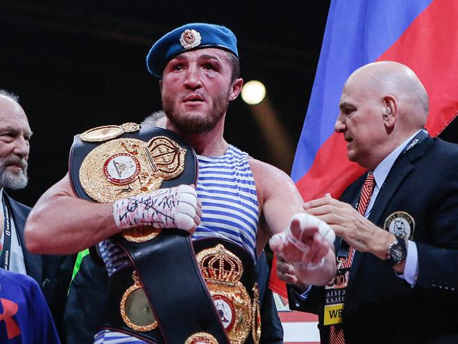 Лебедев победил Каленгу