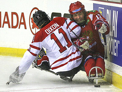 Андрей Юртаев - о следж-хоккее на Паралимпиаде