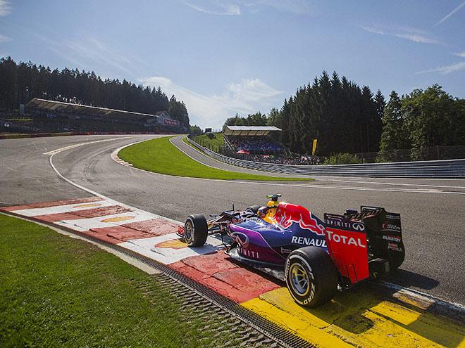 Ставки на Гран-при Бельгии Формулы-1