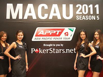 Новый чемпион APPT Макао