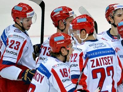 Сборная России уступила Финляндии – 0:2
