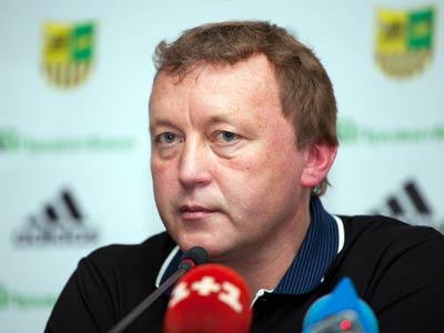 После матча с «Александрией» «Карпаты» остались без тренера