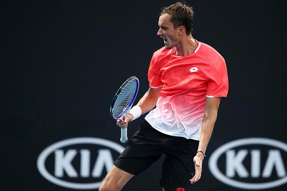 Медведев борется за попадание во 2-ю неделю. Матчи 6-го дня Australian Open-2019