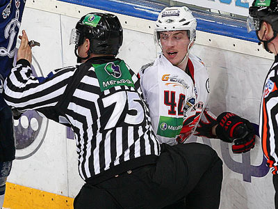 Сергей Калинин предложил прогноз на следующий матч