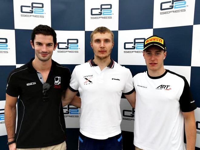 Самые перспективные молодые гонщики