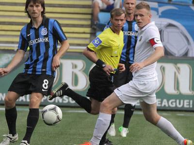 Сегодня матч 6-го тура «Черноморец» - «Арсенал»