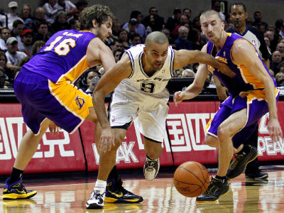 """НБА-2010/11. Из жизни """"жучков"""". День 100-й"""