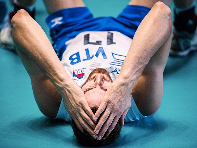 Итоги 2015 года в российском волейболе