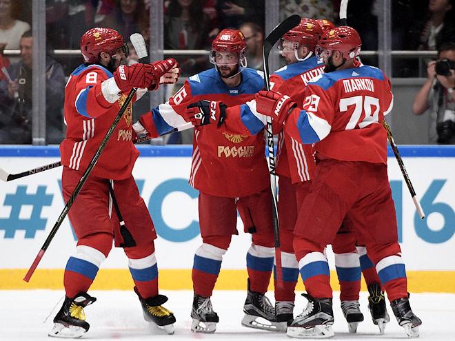Россия – Чехия – 4:3.  Оценки игрокам сборной России