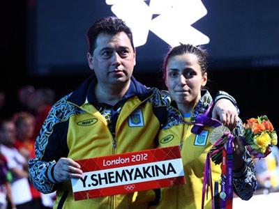 Украина в понедельник завоевала две медали