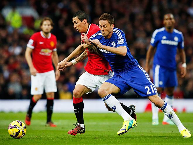 Матч «Челси» – «МЮ» – в обзоре английских СМИ