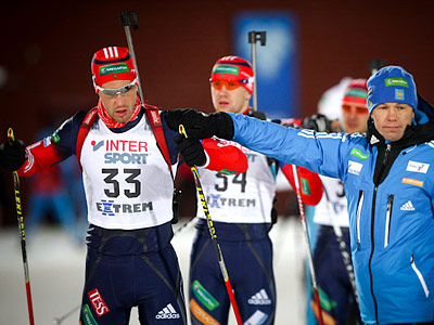 Итоги отбора в биатлонную сборную России