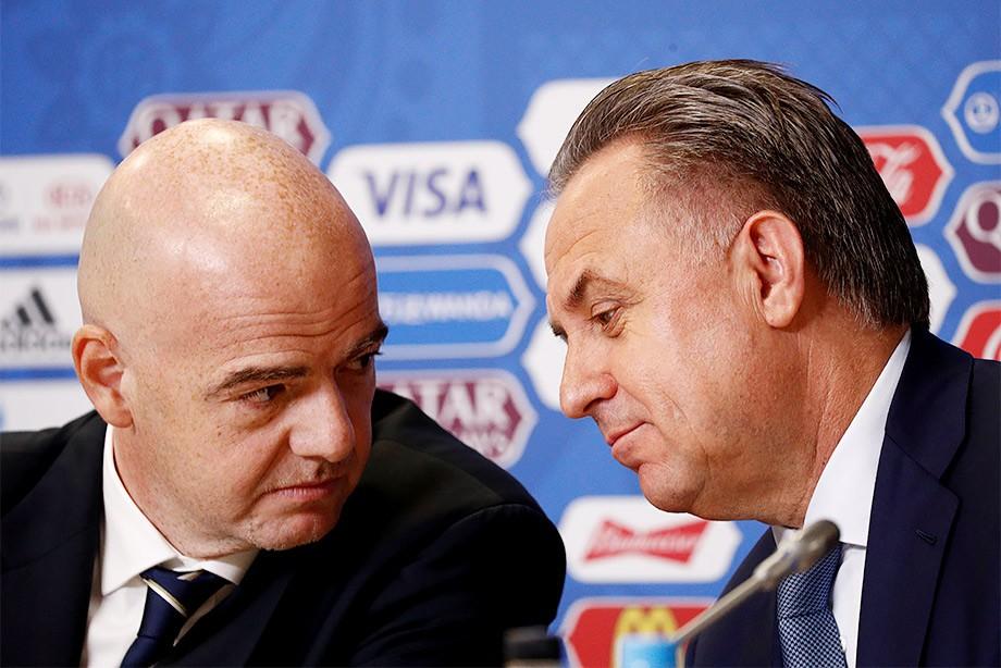 «Опять двойка». ФИФА проверит российский футбол на допинг