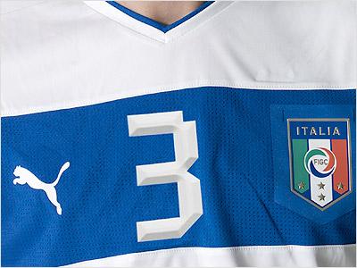 Представление сборных Евро-2012, экипируемых компанией Puma