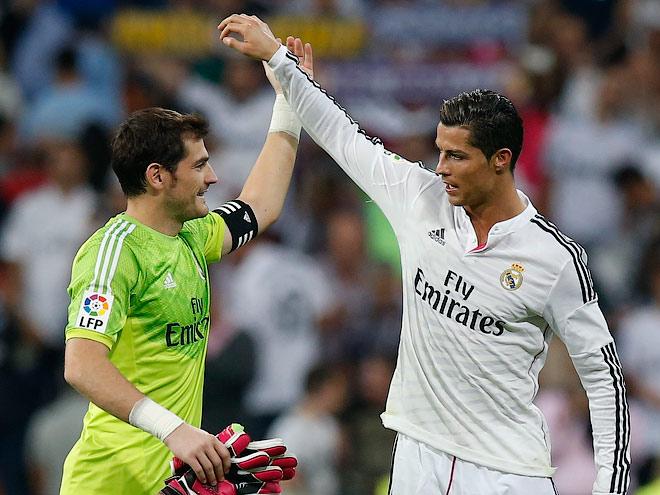 Касильяс, Лига чемпионов, «Торпедо» – в обзоре дня