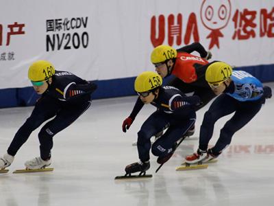 В Швеции стартует Чемпионат Европы по шорт-треку