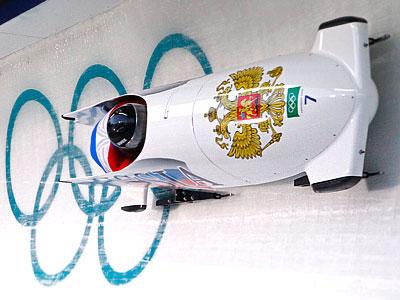 Бобслейный Ванкувер. Вторая российская медаль