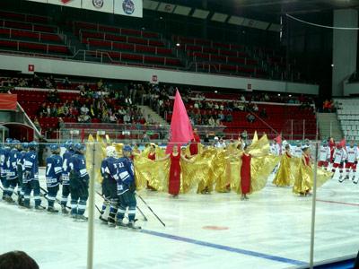 Москва прощается с хоккеем