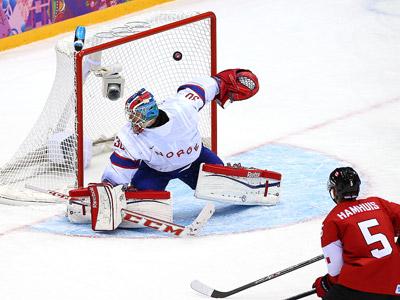 Сочи-2014. Хоккей. Канада - Норвегия - 3:1