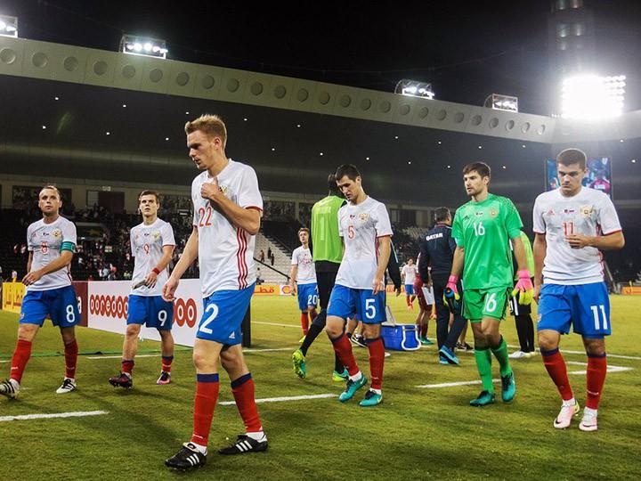 Матч с Катаром обострил проблемы сборной России