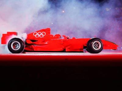 Олимпиада для автоспорта