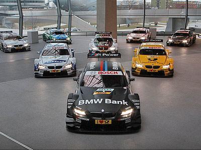 Представляем команды и пилотов DTM-2013