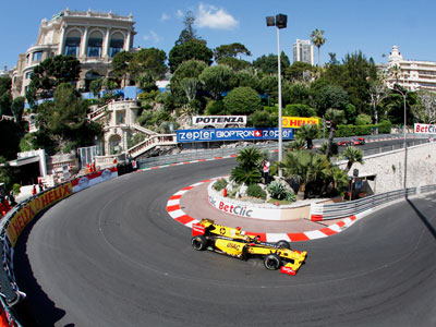 Монако: гид по этапу