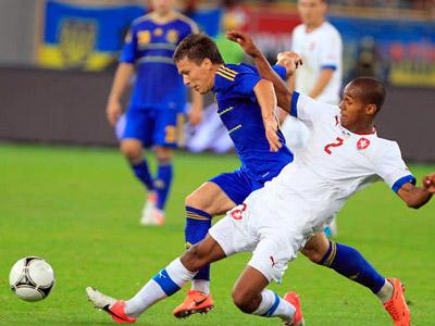 Игроки сборной Украины о матче с Чехией