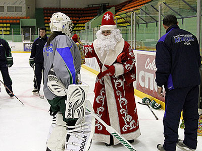 "Дед Мороз для ""Агидели"""