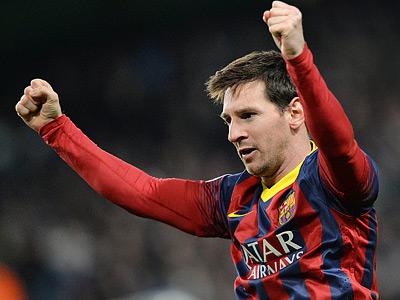 """""""Манчестер Сити"""" — """"Барселона"""" — 0:2"""