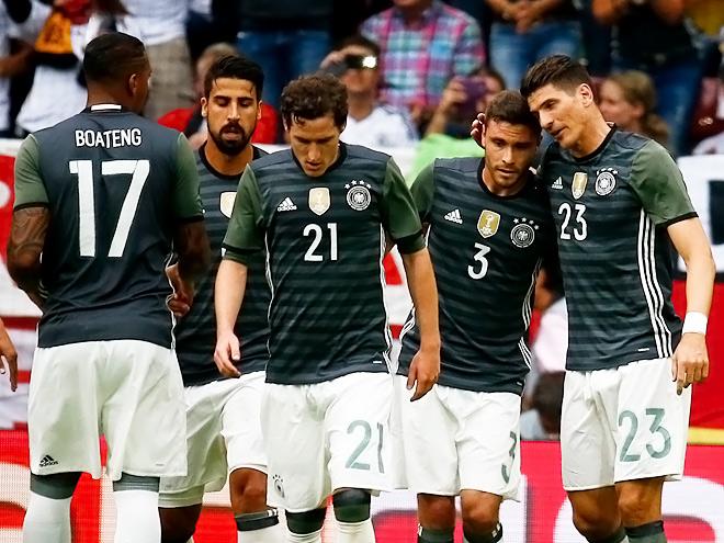 Германия сыграет на ЧЕ в статусе чемпиона мира