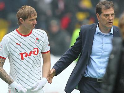 Роман Павлюченко и Славен Билич