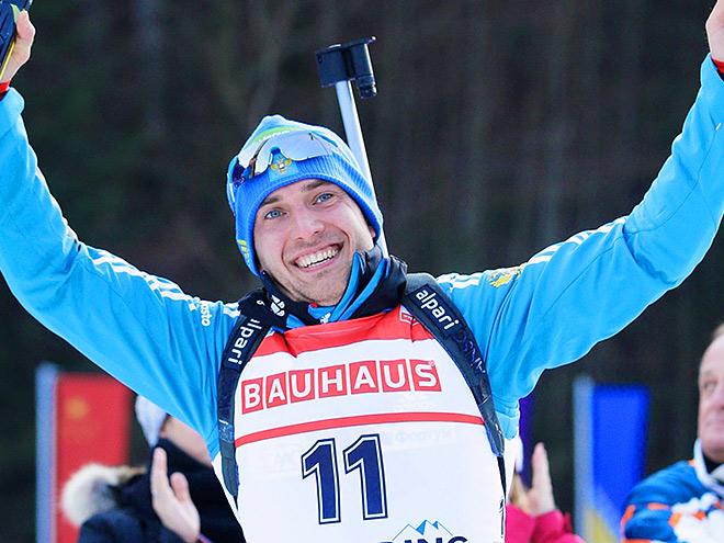 Евгений Гараничев выиграл серебро