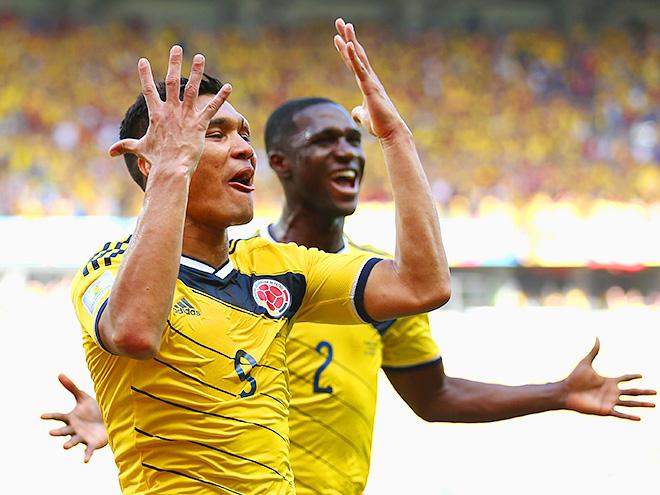 ЧМ-2014. Колумбия – Греция – 3:0