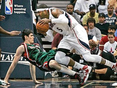 """НБА-2010/11. Из жизни """"жучков"""". День 18-й"""