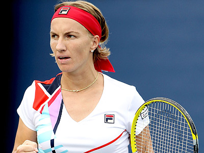 Кузнецова: люблю смотреть мужской теннис
