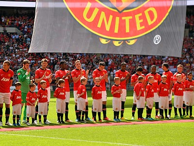 """Манчестер Юнайтед"" — ""Уиган"" — 2:0"