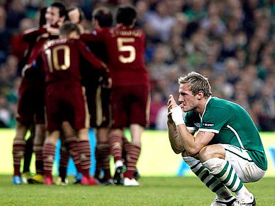 Талалаев: лучший матч цикла – с Ирландией