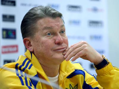 Олег Блохин о подготовке к игре со Швецией