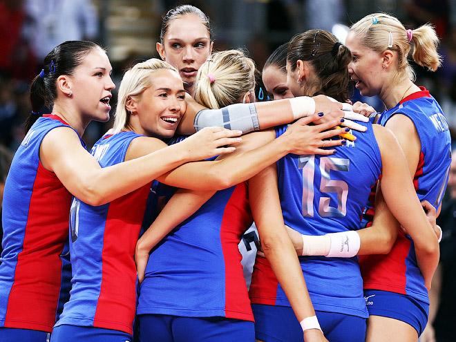 Лучшие моменты сборной России