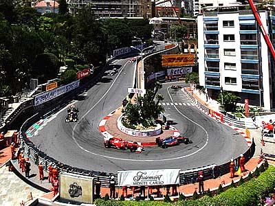Монако: итоги уик-энда