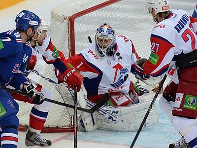 СКА – «Локомотив» – 1:2