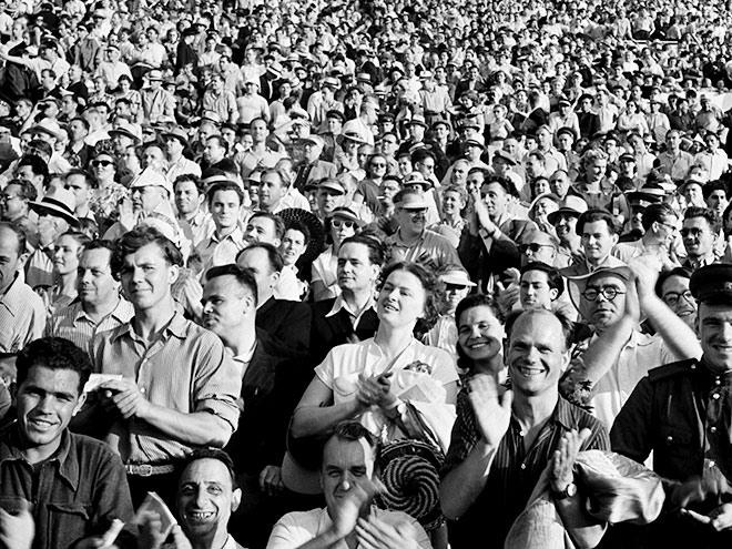 Эдуард Стрельцов и победа сборной СССР над немцами – вспоминаем 1955 год