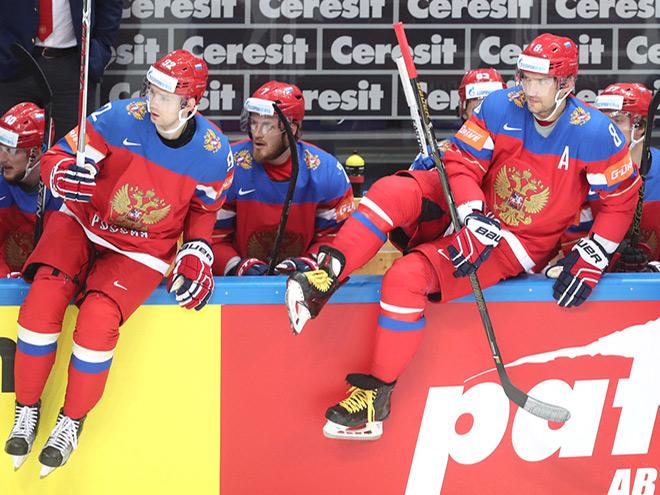 Чемпионат мира по хоккею - 2016. Онлайн-трансляция 17мая