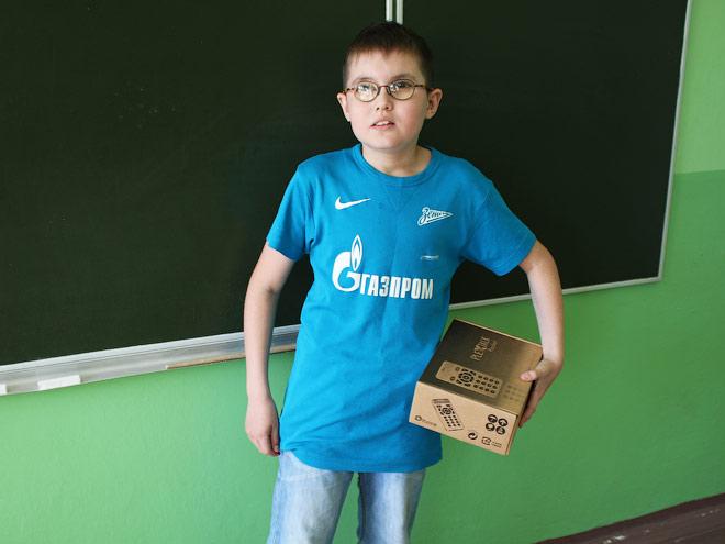 «Мир на кончиках пальцев»: проект для слепых детей