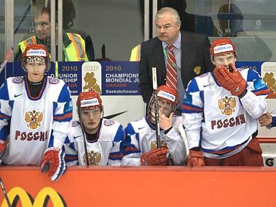 Сборная России готовится к матчу со Швейцарией